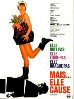 Film Nepije, nekouří, nedroguje, ale ... povídá! (Elle boit pas, elle fume pas, elle drague pas, mais... elle cause!) 1970 online ke shlédnutí