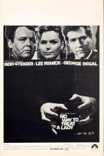 Film Takhle se s dámou nejedná (No Way to Treat a Lady) 1968 online ke shlédnutí