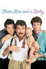 Film Tři muži a nemluvně (3 Men and a Baby) 1987 online ke shlédnutí