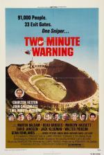 Film Odpočítávání smrti (Two-Minute Warning) 1976 online ke shlédnutí