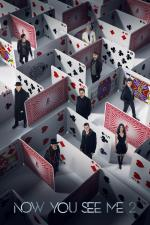 Film Podfukáři 2 (Now You See Me 2) 2016 online ke shlédnutí