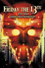 Film Pátek třináctého 8 (Friday the 13th Part VIII: Jason Takes Manhattan) 1989 online ke shlédnutí