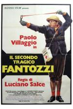 Film Tragéd Fantozzi (Il secondo tragico Fantozzi) 1976 online ke shlédnutí