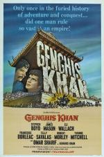 Film Čingischán (Genghis Khan) 1965 online ke shlédnutí