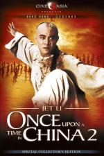 Film Tenkrát v Číně 2 (Once Upon a Time in China II) 1992 online ke shlédnutí