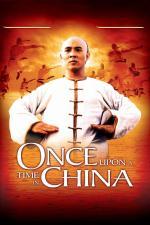 Film Tenkrát v Číně (Once Upon a Time in China) 1991 online ke shlédnutí