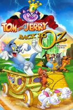 Film Tom a Jerry: Návrat do Země Oz (Tom & Jerry: Back to Oz) 2016 online ke shlédnutí