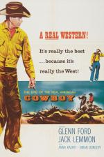 Film Kovboj (Cowboy) 1958 online ke shlédnutí