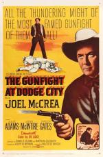 Film Přestřelka v Dodge City (The Gunfight at Dodge City) 1959 online ke shlédnutí