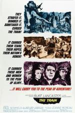 Film Vlak (Le train) 1964 online ke shlédnutí