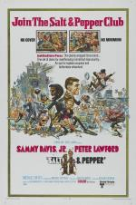 Film Salt a Pepper (Salt and Pepper) 1968 online ke shlédnutí