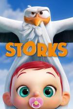 Film Čapí dobrodružství (Storks) 2016 online ke shlédnutí