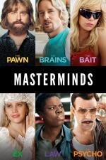 Film Zilionáři (Masterminds) 2016 online ke shlédnutí