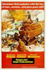 Film Zbraně pro San Sebastian (La Bataille de San Sebastian) 1968 online ke shlédnutí