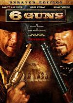 Film Šest pušek (6 Guns) 2010 online ke shlédnutí