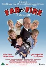 Film Čtyři děti a jeden otec II (Far til fire - i stor stil) 2006 online ke shlédnutí