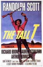 Film Muž z Arizony (The Tall T) 1957 online ke shlédnutí