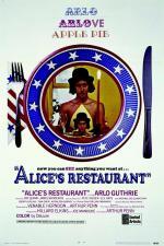 Film Alicin restaurant (Alice's Restaurant) 1969 online ke shlédnutí