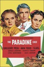 Film Případ Paradineová (The Paradine Case) 1947 online ke shlédnutí