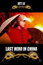 Film Železný dráp (Last hero in China) 1993 online ke shlédnutí