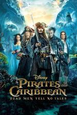 Film Piráti z Karibiku: Salazarova pomsta (Pirates of the Caribbean: Dead Men Tell No Tales) 2017 online ke shlédnutí