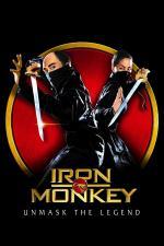 Film Železný opičák (Shao nian Huang Fei Hong zhi: Tie Ma Liu) 1993 online ke shlédnutí
