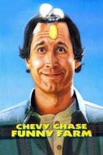 Film Blázinec (Funny Farm) 1988 online ke shlédnutí