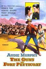 Film Pevnost Petticoat (The Guns of Fort Petticoat) 1957 online ke shlédnutí
