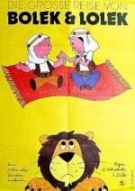 Film Velké putování Bolka a Lolka (Wielka podróż Bolka i Lolka) 1977 online ke shlédnutí