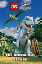 Film Jurský svět: Indominus na útěku (LEGO Jurassic World: The Indominus Escape) 2015 online ke shlédnutí