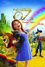 Film Legenda Země Oz: Dorotka se vrací (Legends of Oz: Dorothy's Return) 2013 online ke shlédnutí