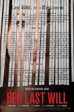 Film Poslední vůle (Her Last Will) 2016 online ke shlédnutí