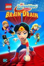 Film LEGO DC Superhrdinky: Brain Drain (Lego DC Super Hero Girls: Brain Drain) 2017 online ke shlédnutí