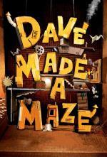 Film Labyrint podle Davea (Dave Made a Maze) 2017 online ke shlédnutí