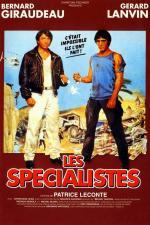 Film Specialisté (Les Spécialistes) 1985 online ke shlédnutí