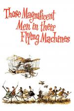 Film Báječní muži na létajících strojích (Those Magnificent Men in Their Flying Machines, or How I Flew from London to Paris in 25 hours 11 minutes) 1965 online ke shlédnutí