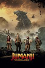 Film Jumanji: Vítejte v džungli! (Jumanji: Welcome to the Jungle) 2017 online ke shlédnutí