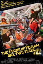 Film Přepadení vlaku z Pelhamu (The Taking of Pelham One Two Three) 1974 online ke shlédnutí