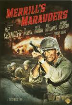 Film Merillovi záškodníci (Merrill's Marauders) 1962 online ke shlédnutí