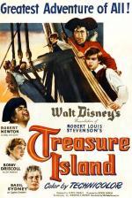 Film Ostrov pokladů (Treasure Island) 1950 online ke shlédnutí
