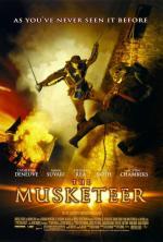 Film Mušketýr (The Musketeer) 2001 online ke shlédnutí