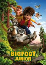 Film Maxinožka (Bigfoot Junior) 2017 online ke shlédnutí