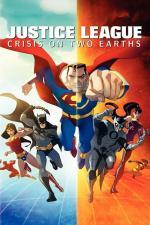 Film Liga spravedlivých: Krize na dvou Zemích (Justice League: Crisis on Two Earths) 2010 online ke shlédnutí